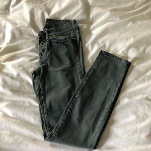 Gray J Crew jeans